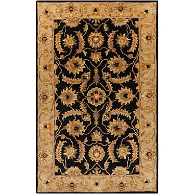 Surya Ancient Treasures A171-58 Hand Tufted Rug, 5' x 8' Rectangle