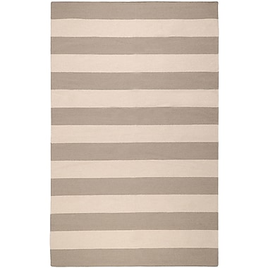 Surya Frontier FT51-58 Hand Woven Rug, 5' x 8' Rectangle