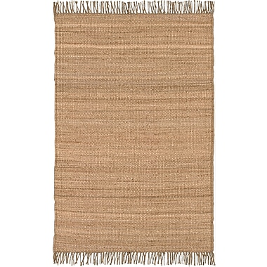 Surya Jute Natural J8 Hand Crafted Rug
