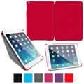 rOOCASE Origami Slim Shell Case Cover For iPad Air, Red