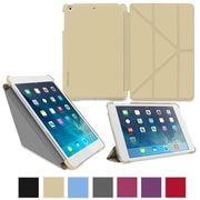 rOOCASE Origami Slim Shell Case Cover For iPad Mini, Champagne Gold