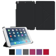 rOOCASE Origami Slim Shell Case Cover For iPad Mini, Black