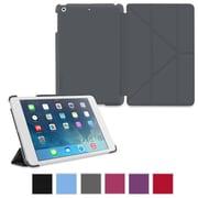 rOOCASE Origami Slim Shell Case Cover For iPad Mini, Gray