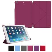 rOOCASE Origami Slim Shell Case Cover For iPad Mini, Magenta