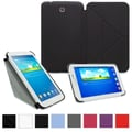 rOOCASE Origami Slim Shell Case Covers For 8in. Samsung Galaxy Tab 3