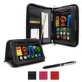rOOCASE Executive Portfolio Case Cover For Amazon Kindle Fire HDX 7in., Black