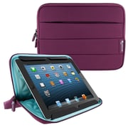 "rOOCASE Xtreme Super Sleeve Cover For iPad 4/10.1"" Tablet, Purple"