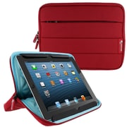 "rOOCASE Xtreme Super Sleeve Cover For iPad 4/10.1"" Tablet, Red"