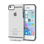 rOOCASE Fuse Shell Case Cover For iPhone 5C, Gray