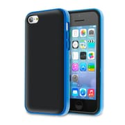 rOOCASE Hype Hybrid Dual Layer Case Cover For iPhone 5S, Blue