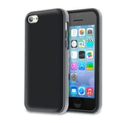 rOOCASE Hype Hybrid Dual Layer Case Cover For iPhone 5C, Slate
