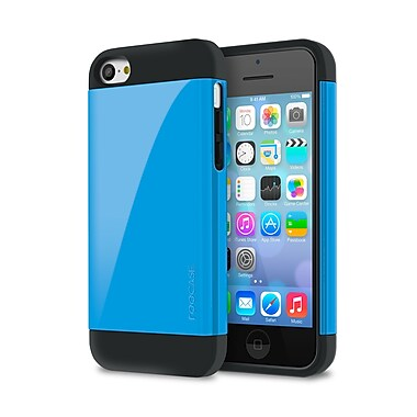 rOOCASE Slim-Fit Dual Layer Cases For iPhone 5C