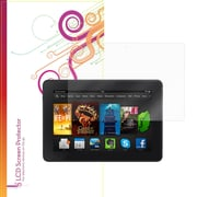 "rOOCASE Ultra HD Plus Screen Protector For 7"" Amazon Kindle Fire HDX"