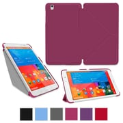 rOOCASE Origami Slim Shell Case Cover For 8.4 Samsung Galaxy Tab Pro, Magenta