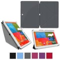 rOOCASE Origami Slim Shell Case Cover For 12.2in. Samsung Galaxy Note Pro/Tab Pro, Gray
