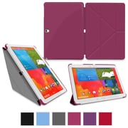 rOOCASE Origami Slim Shell Case Cover For 12.2 Samsung Galaxy Note Pro/Tab Pro, Magenta