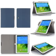 GearIT 360 SPINNER Folio Case Cover for Galaxy Tab Pro 10.1, Dark Blue