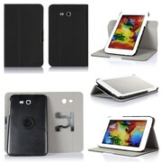 GearIT Galaxy Tab 3 Lite 7.0 Spinner Folio Case Cover
