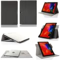 GearIT 360 SPINNER Folio Case Cover for Galaxy Note Pro 12.2