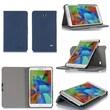 GearIT Spinner Folio Case Cover For Samsung Galaxy Tab 4 7.0, Dark Blue