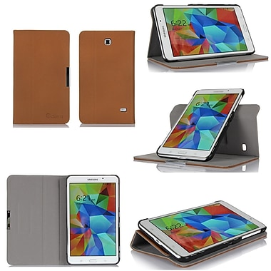 GearIT Spinner GA7TAB4360SPNBG Twill Fabric Folio Case for 7