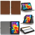 GearIT Spinner Folio Case Covers For Samsung Galaxy Tab 4 10.1