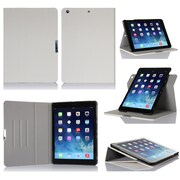 GearIT Spinner APAIR360SPIN Twill Fabric Folio Case for Apple iPad Air