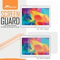 rOOCASE Anti-Glare HD Screen Protector For 10.1in. Samsung Galaxy Tab 4, Matte/Clear, 4/Pack