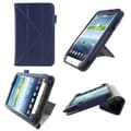 rOOCASE Origami Case Cover For 7in. Samsung Galaxy Tab 3, Navy