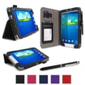 rOOCASE Dual Station Folio Case Covers For Samsung Galaxy Tab 3 8.0 SM-T3100