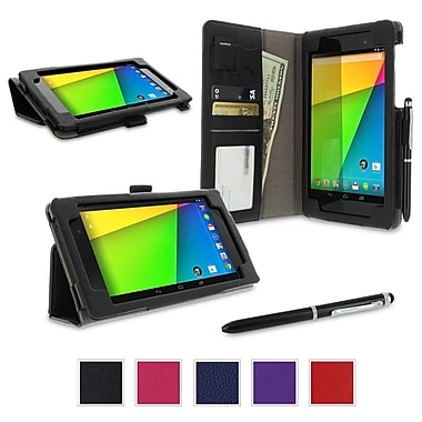 rOOCASE Dual Station Case Covers For Google Nexus 7 FHD