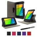 rOOCASE Dual-View Case Covers For Google Nexus 7 FHD