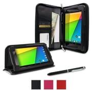 rOOCASE Executive Case Cover For Google Nexus 7 FHD, Black