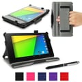 rOOCASE Slim-Fit Case Covers For Google Nexus 7 FHD