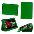 rOOCASE Ultra-Slim Folio Case For 8.9in. Amazon Kindle Fire HD, Green