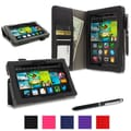 rOOCASE Dual Station Folio Case Covers For Amazon Kindle Fire HD 7in.