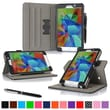"""rOOCASE Dual-View Case Covers For 7"""" Samsung Galaxy Tab 4"""