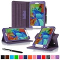rOOCASE Dual-View Case Cover For 7in. Samsung Galaxy Tab 4, Purple