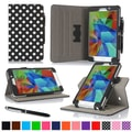 rOOCASE Dual-View Folio Case Covers For Samsung Galaxy Tab 4 7.0