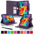 rOOCASE Dual-View Case Cover For 10.1in. Samsung Galaxy Tab 4, Purple
