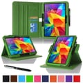 rOOCASE Dual-View Case Cover For 10.1in. Samsung Galaxy Tab 4, Green