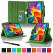 "rOOCASE Dual-View Case Cover For 10.1"" Samsung Galaxy Tab 4, Green"