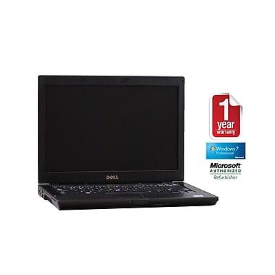 Refurb DELL E6410 CORE I5 2.4GHz Processor 4GB memory 320GB Hard drive DVDRW 14.1 Display Windows 7 Pro 64bit