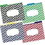 Barker Creek Letter 1/3-Cut Chevron Nautical Decorative File