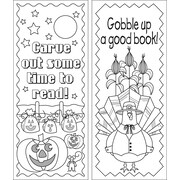 Barker Creek Celebrate Autumn Bookmark Set