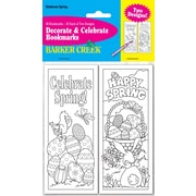 Barker Creek Celebrate Spring Bookmark Set