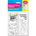 Barker Creek Celebrate 100th Day Bookmark Set