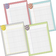 Barker Creek Incentive Chart Set, Beautiful Chevron