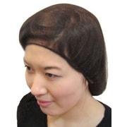 "Keystone 109HPI-21-BK-1BG Latex Free Nylon Black Hair Net, 21"""