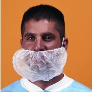 Keystone Latex Free Polypropylene Beard Net